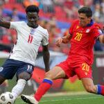 ฟุตบอลโลก 2022 รอบคัดเลือกโซนยุโรป | อันดอร์ร่า พบ อังกฤษ